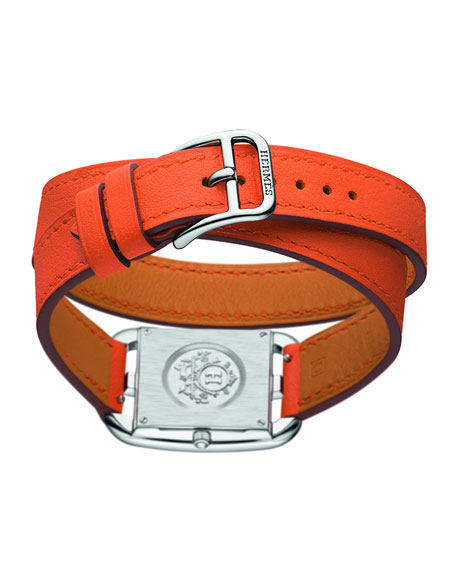 Image 5 of 5: Hermès Cape Cod Watch, 23 x 23 mm