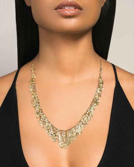 """LANA 14k Gold Fringe Necklace, 22""""L"""