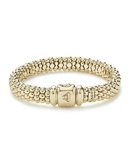 LAGOS Caviar Gold Bracelet
