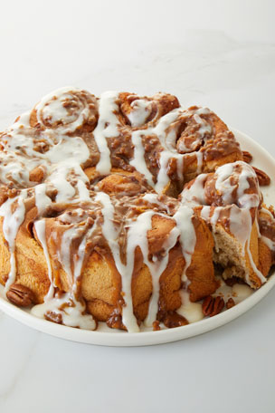 Neiman Marcus Giant Cinnamon Rolls, For 12-16 People