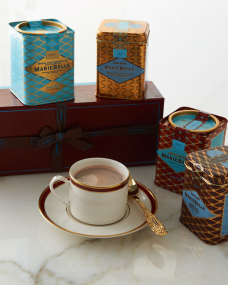MarieBelle Cacaotelle Hot Cocoa Collection