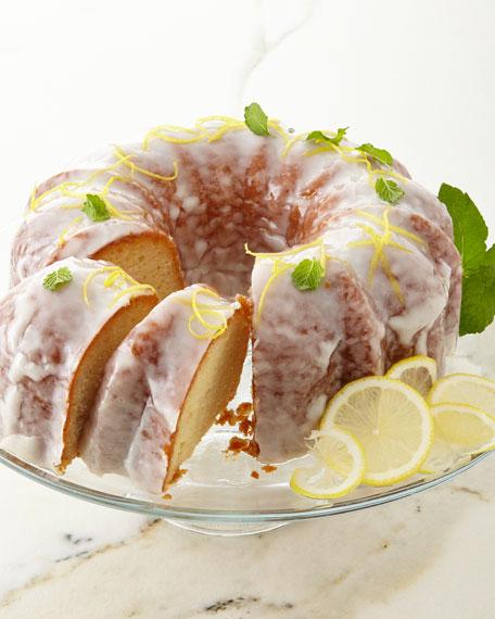 Lemon Bundt Cake, For 16-20 People