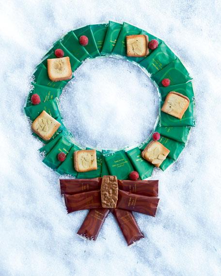 Winter Bateau de Macadamia Cookies