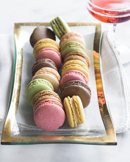 Assorted Parisian Macarons