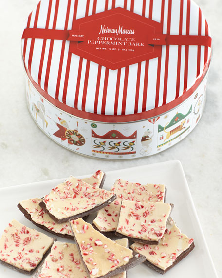 NM EXCLUSIVE NM Chocolate Peppermint Bark