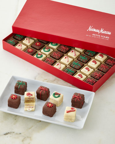 Christmas Petits Fours, 36 Count