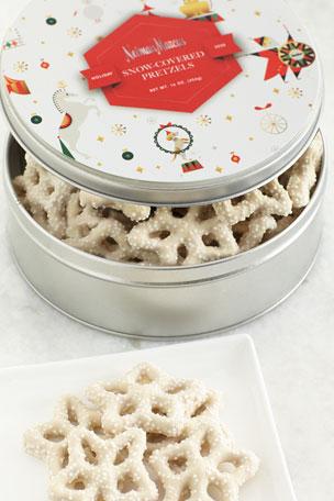 Neiman Marcus Snowflake Pretzels