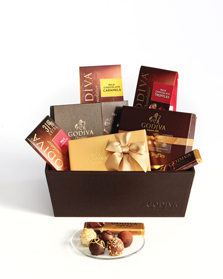 Godiva Chocolate Celebrations Basket