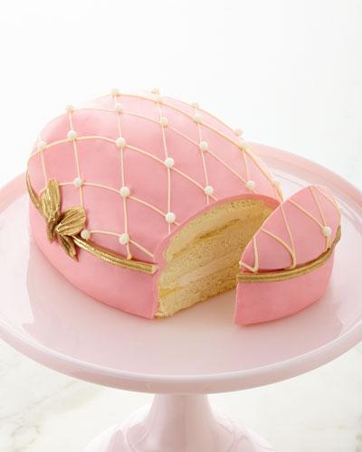 Limoges Egg Lemon Cheesecake