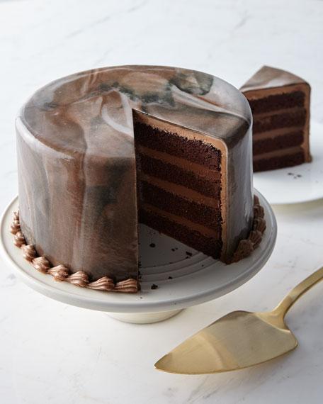 Chocolate Marble Cake