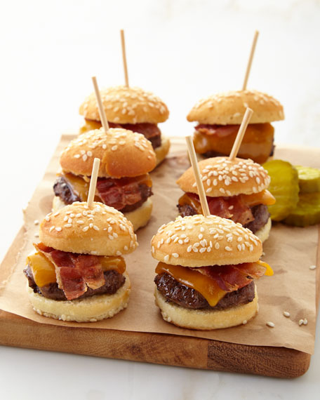 The Perfect Bite Co Mini Cheeseburger Bites, For
