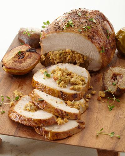 Stuffed Turkey Breast  For 8-12 People