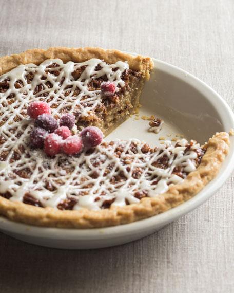 Tootie Pie Company Whiskey Pecan Pie, For 10-12 People
