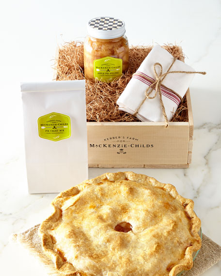 Neiman Marcus Apple Pie Kit