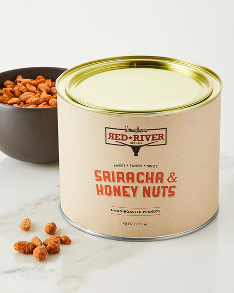 Red River Sriracha & Honey-Roasted Peanuts