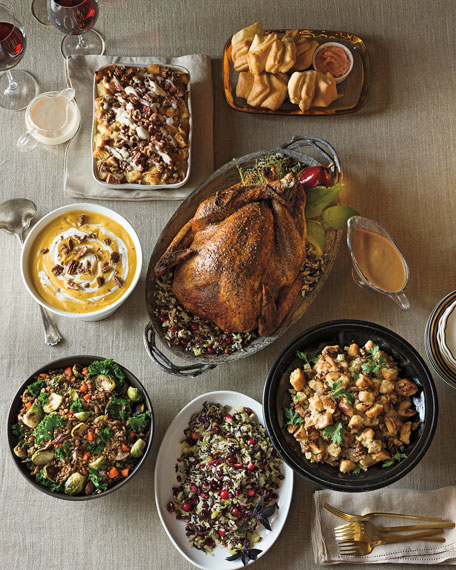 Image 1 of 2: Complete Holiday Turkey Dinner, For 8 People