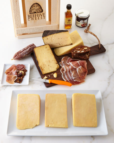 Beehive Cheese Grande Cheese Assortment