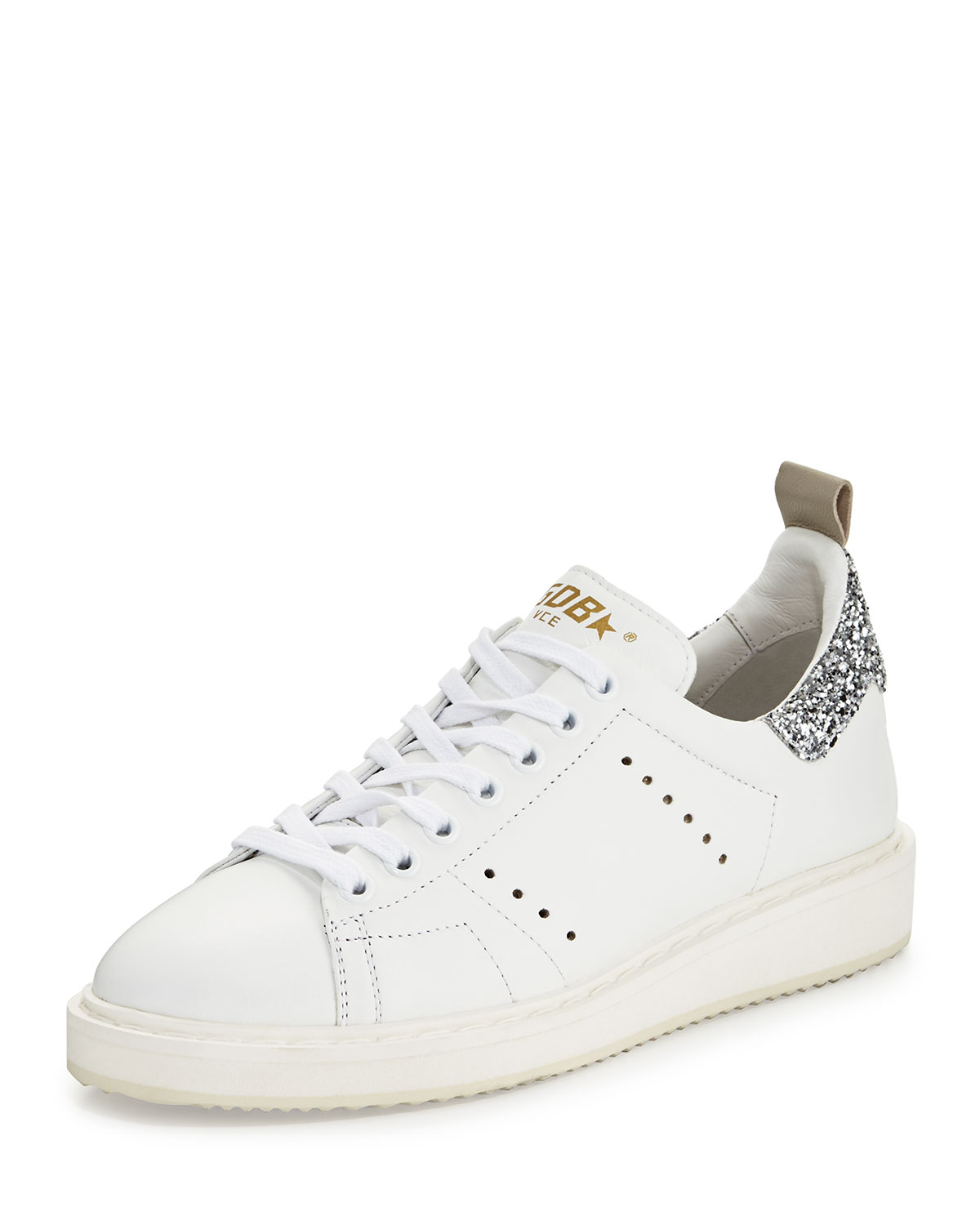 Golden Goose Starter Leather Low-Top