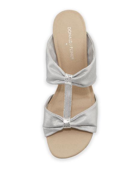 Randi Double-T Stretch Sandal