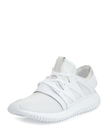 Adidas Tubular Viral Neoprene Sneaker, Core White