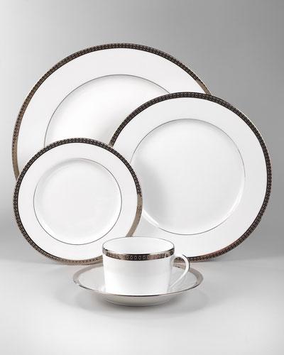Symphony Platinum Dinnerware