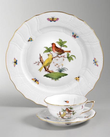 Rothschild Bird Saucer #6