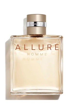 CHANEL ALLURE HOMMEEau de Toilette Spray, 1.7 oz. ALLURE HOMMEEau de Toilette Spray, 3.4 oz. ALLURE HOMMEEau de Toilette Spray, 5.0 oz.