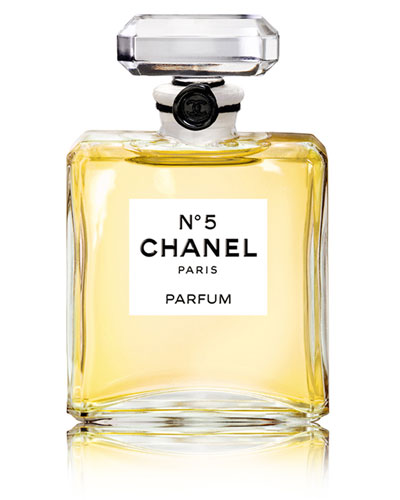<b>N&deg;5</b><br>Parfum Bottle