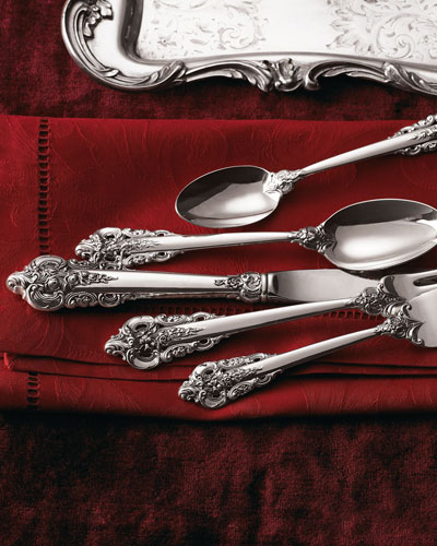 Wallace Silversmiths 66-Piece