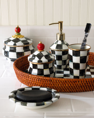 Courtly Check Vanity Accessories