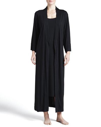Josie Shangri-La Jersey Robe & Gown