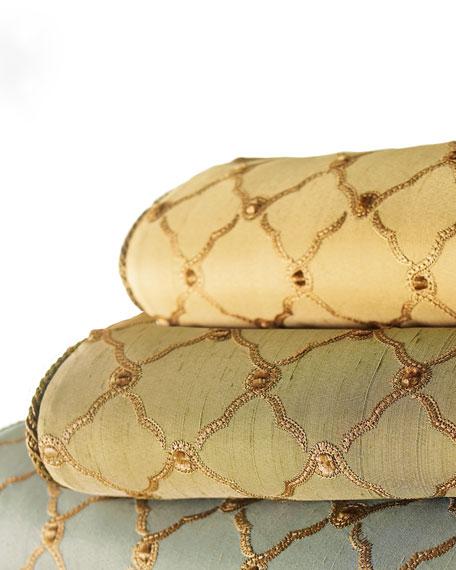 Queen Tuscan Trellis Duvet Cover