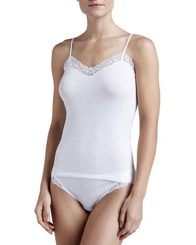 Hanro Delicate Lace Camisole & Bikini Briefs
