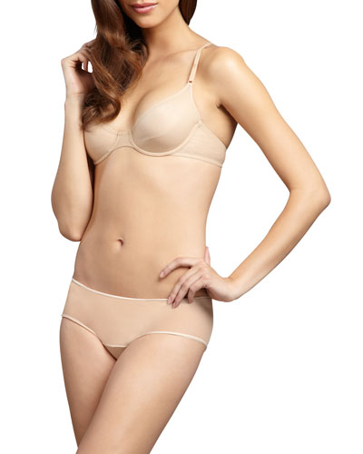 Cosabella New Soire Molded Convertible Bra & Low-Rise Hotpants