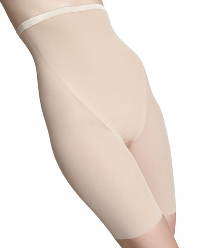 Spanx Sexy Sheer High Mid-Thigh Shaper