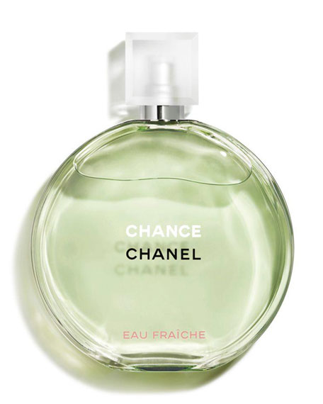 <b>CHANCE EAU FRAÎCHE</b><br>Eau de Toilette Spray  3.4 oz./ 100 mL
