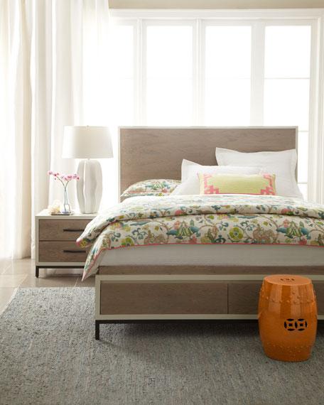 Shana Queen Storage Bed