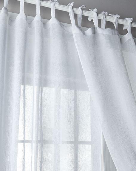 """Each 84""""L Savannah Curtain"""