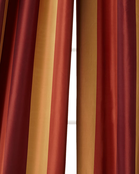 "Each 108""L Juniper Curtain"