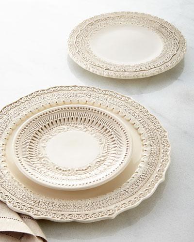 Finezza Cream Dinnerware