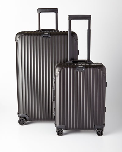 Topas Stealth Luggage, Locks & Handles on Left Side