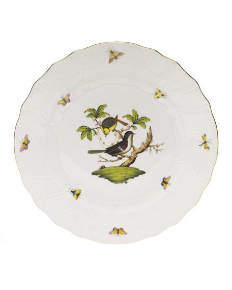 Herend Rothschild Bird Saucer #1