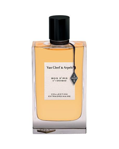 Van cleef arpels exclusive collection extraordinaire bois d 39 iris eau de parfum - Collection exclusive bois ...