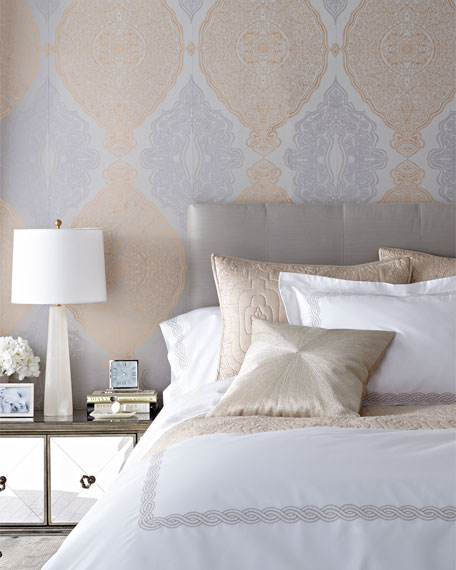 European Giselle Quilted Sham
