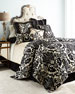 Image 2 of 2: Sweet Dreams Verona Queen Damask Chenille Duvet Cover