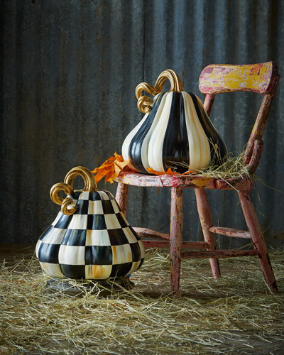 Courtly Check & Courtly Stripe Squashes