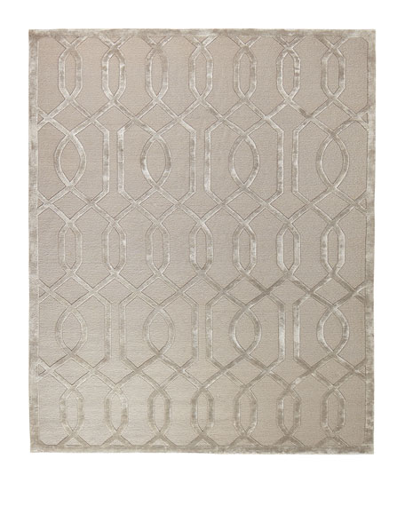 Exquisite Rugs Eddy Ray Rug, 6' x 9'