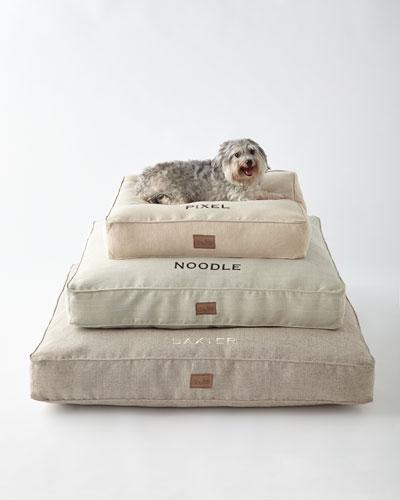 Tweed Dog Beds