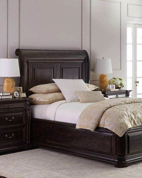 Delano King Sleigh Bed