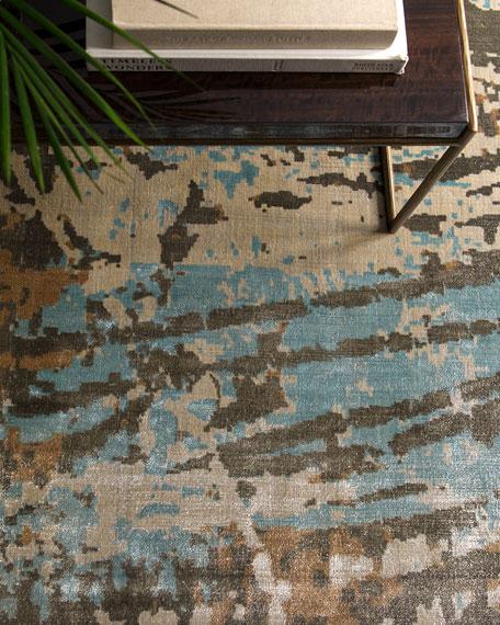 Exquisite Rugs Lookout Flow Rug, 8' x 10'